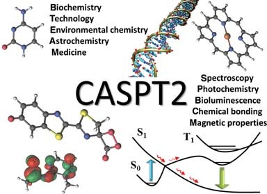 Computational chemistry and photochemistry of biological and nanotechnological systems